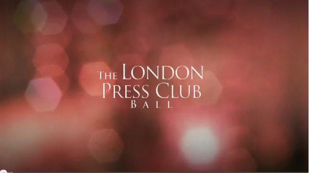 Press Club Ball 2013 – video and photos